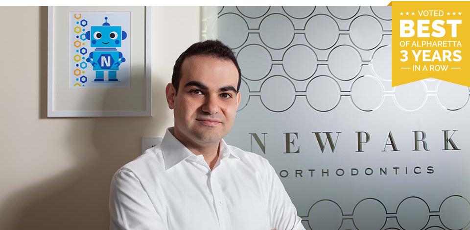 Dr. Nima Hajibaik, Orthodontist in Roswell, GA